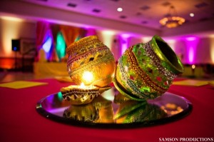 Sangeet and Jaggo Decor