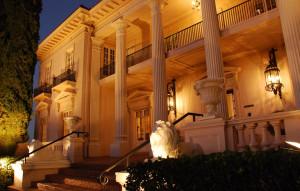 Grand Island Mansion Wedding Venue