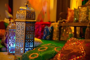 Indian Decorations and Lanterns