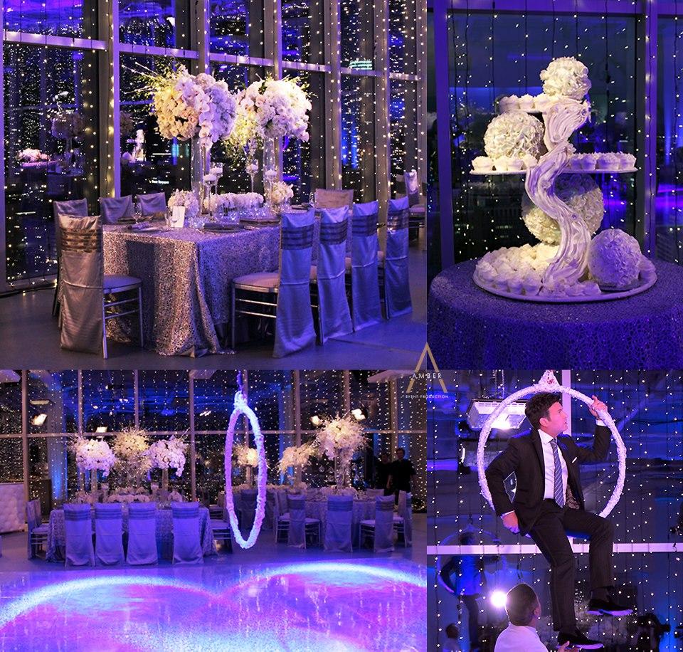 Winter Wonderland Theme Decoration Ideas And Rentals