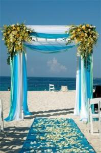 Chuppah Rentals and Wedding Decorations.