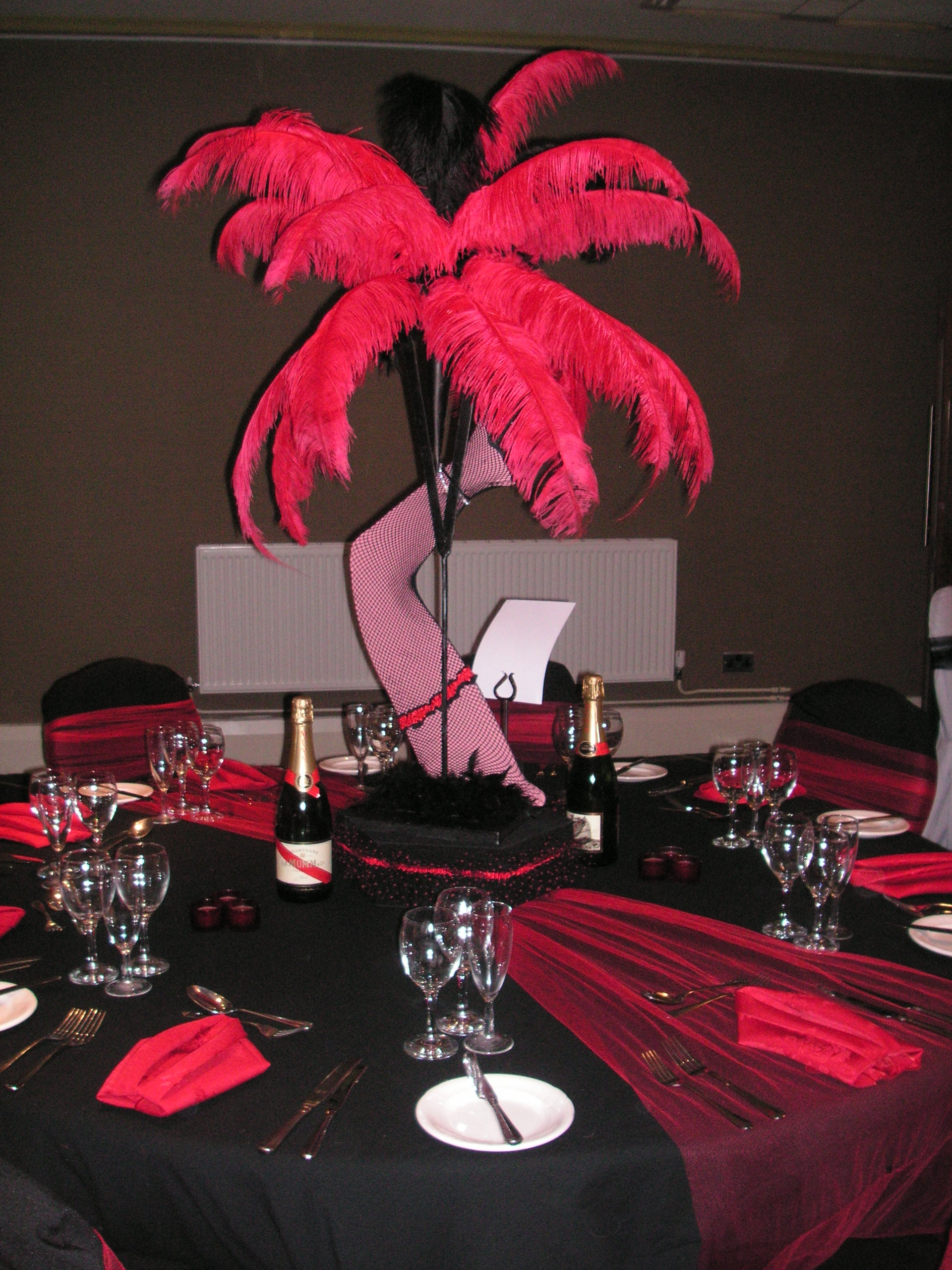 Moulin Rouge Event Themed Decor Ideas Sacramento Wedding
