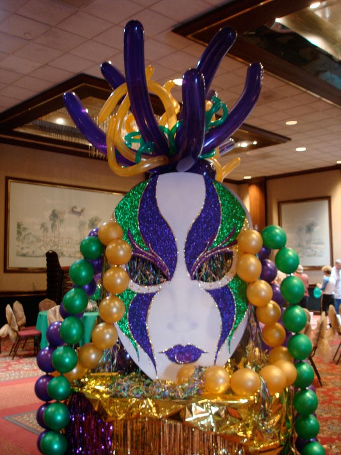 Masquerade theme ideas decoration rentals sacramento