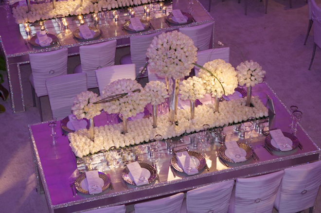 Best Wedding Decorations Regal Crystal Wedding Reception