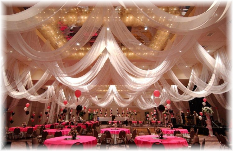 Ceiling Draping 24 Wedding Amp Event Planner Party