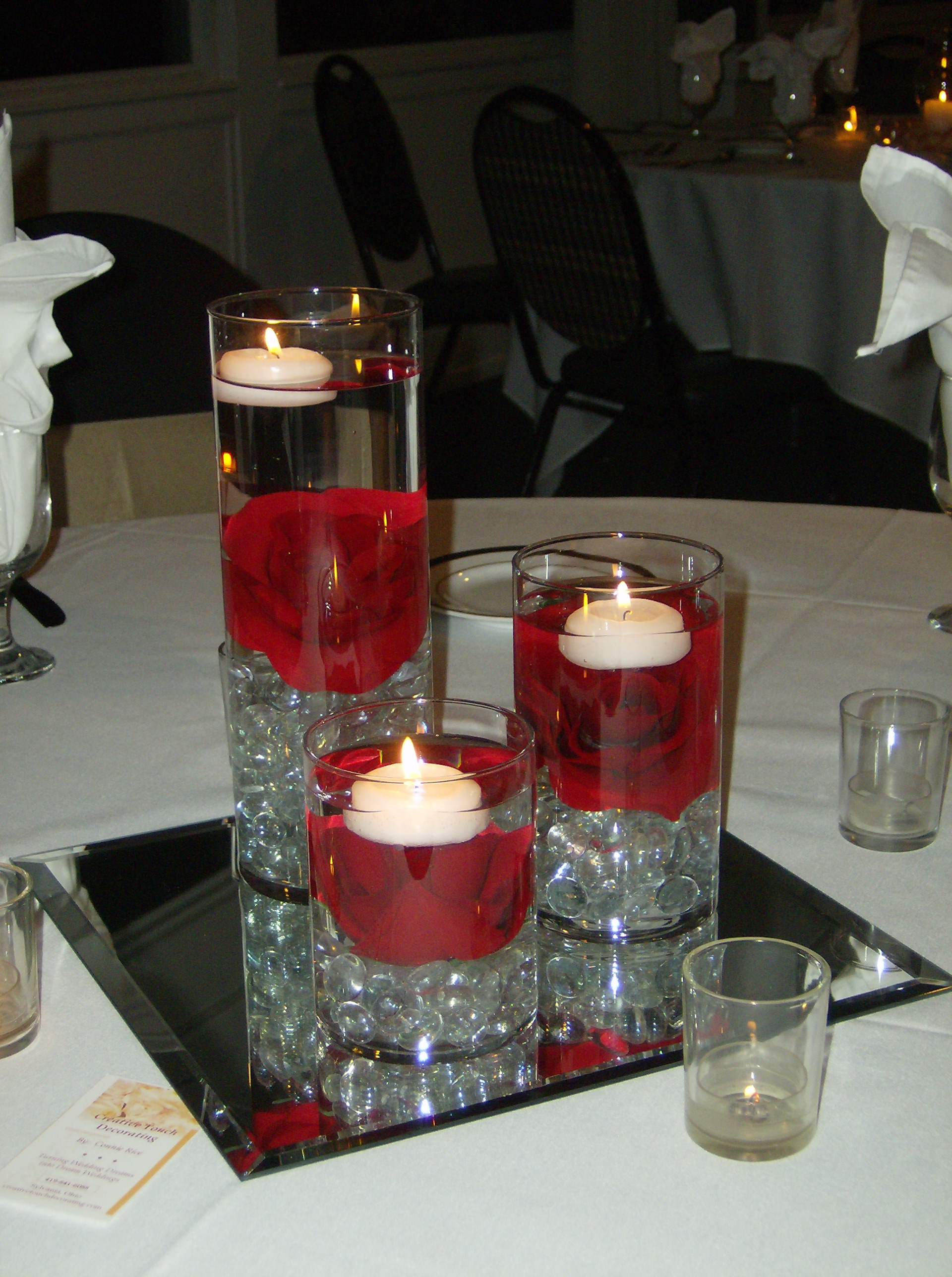 DIY Centerpieces amp Table Decor IdeasFlower Centerpiece
