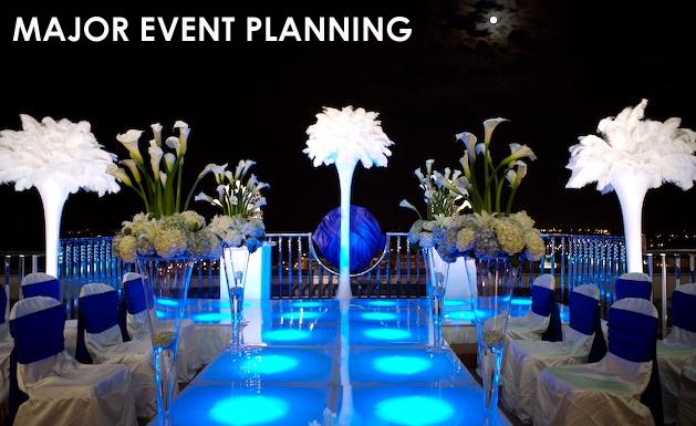 Sacramento Wedding Planner Decor Ideas