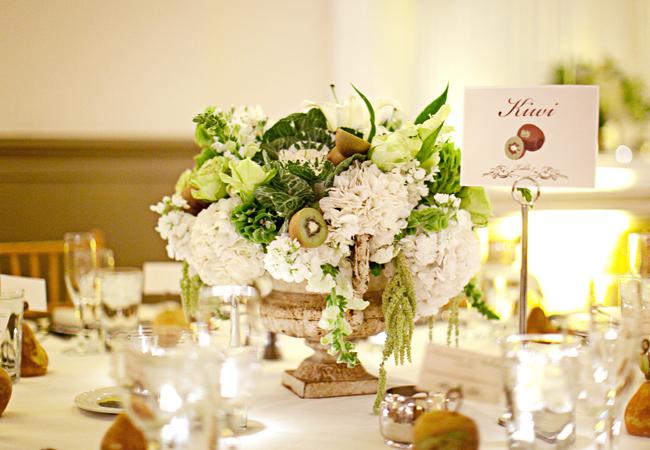 Bay Area San Jose Florist Centerpiece Rentals Wedding Planner
