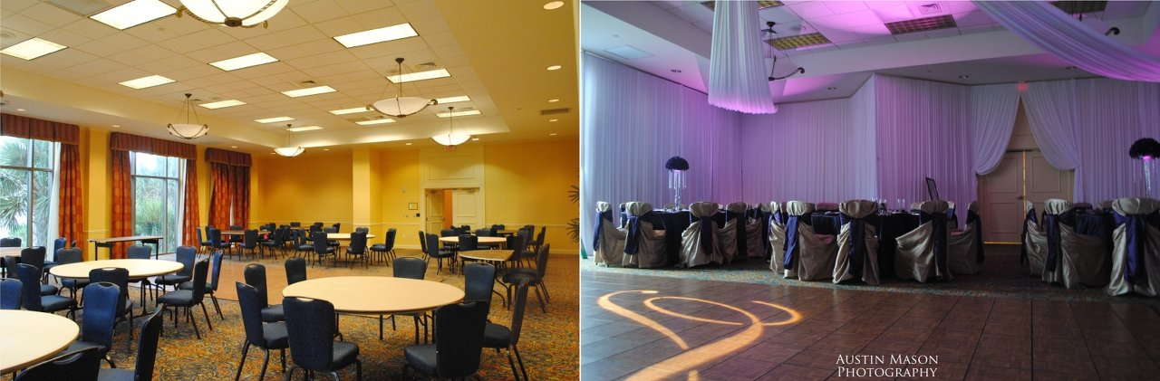 bay area uplighting venue reception decor bay area uplighting wedding