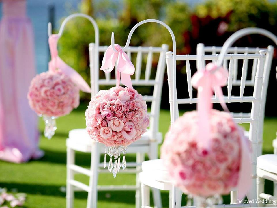 Wedding Decorations Sacramento Ceremony Pomander Kissing Balls Decor Ideas Bay Area Wedding Rentals