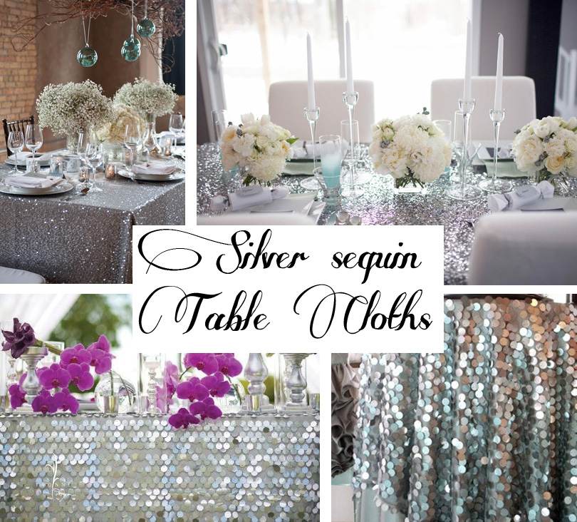 Sacramento Bay Area Sequin Tablecloth Amp Linen Rental Ideas