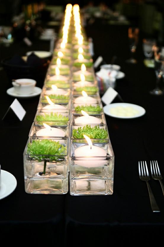 Bay Area | Sacramento Cheap Centerpieces | DIY Wedding Flower Ideas