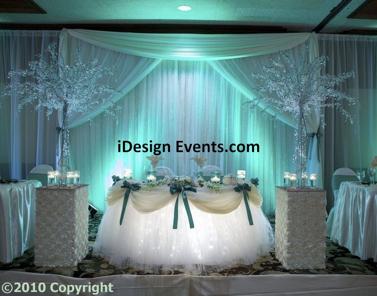 Pipe Drape | Backdrop Rentals East Bay | Uplighting & Party Rentals