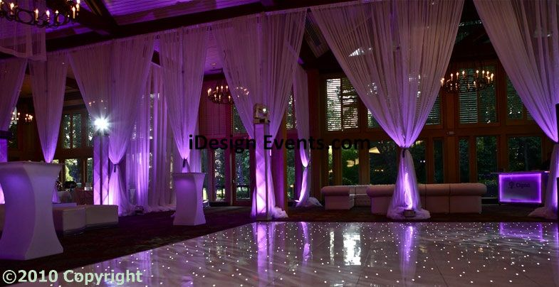 Wedding event planner party rentals florist page 91 bay area pipe drape banckdrop rental decor ideas junglespirit Images