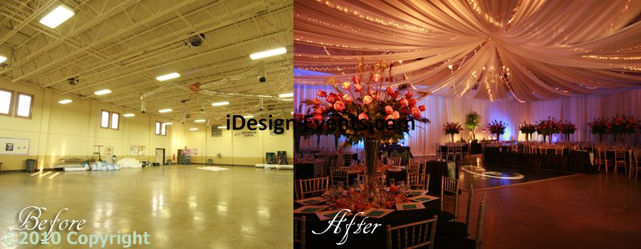 Diy Wall Draping For Weddings That Meet Interesting Decors: Wedding & Event Planner