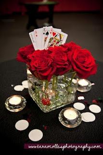 Casino Royal Vegas Theme Decor Idesignevents 5 Wedding