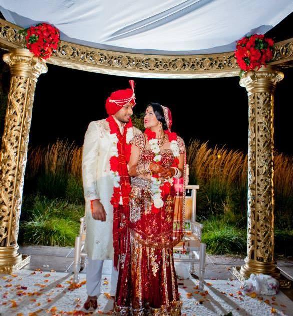 Hindu Wedding Theme Ideas: Mandap Rentals & Mehndi Decor