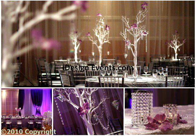 Wedding event planner party rentals florist