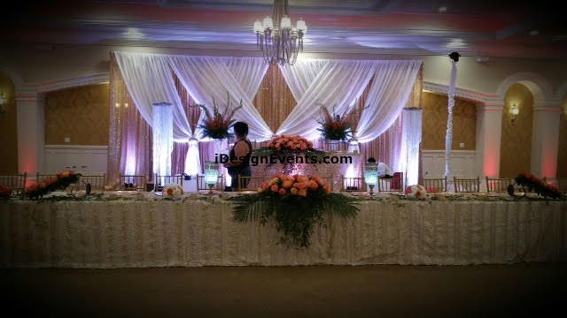 white lotus sacramento banquet hall wedding decor ideas. Black Bedroom Furniture Sets. Home Design Ideas