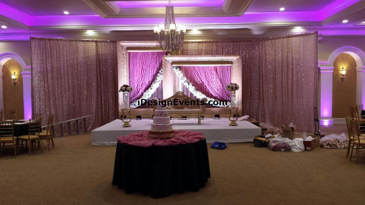 White Lotus Sacramento Banquet Hall | Wedding Decor Ideas