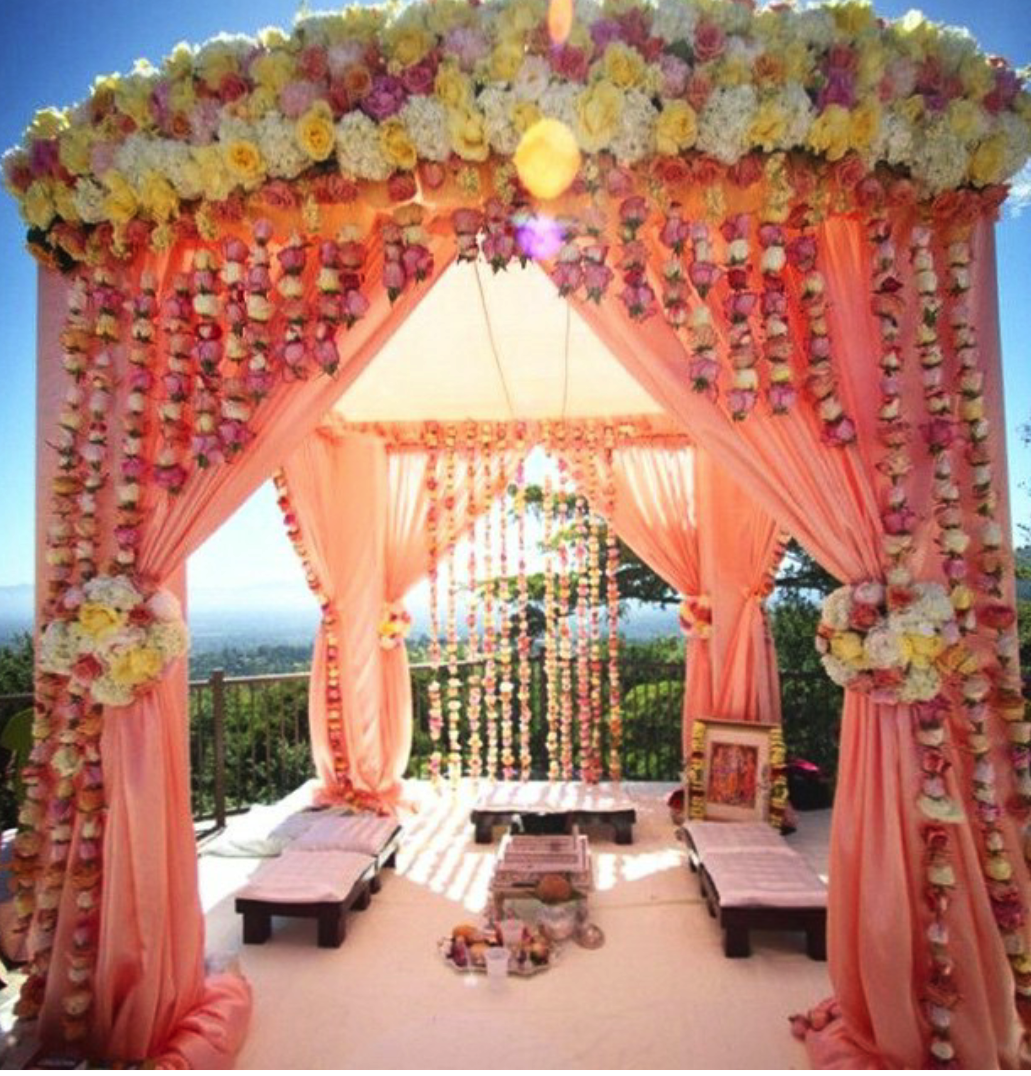 Home Decoration For Indian Wedding: Hindu & Indian