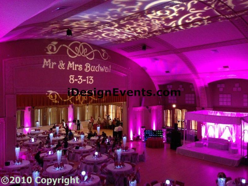 Sacramento-Masonic-temple-Wedding-Decor-Ideas | Wedding