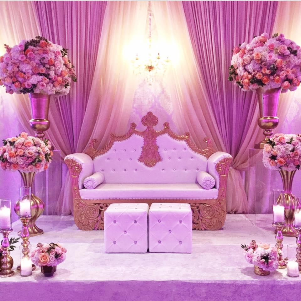 Ritz Carlton Half Moon Bay Wedding | Decorator | Reception